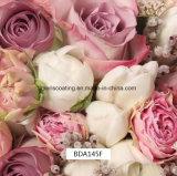 Motif de fleurs éclatantes 3D Hydro Films pour l'emballage et l'utilisation Dailys romantique (BDA145SF)