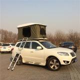 手の上昇車の屋根のテントの堅いシェルのキャンピングカーのためのキャンプの屋外の手段のトラックの屋根のテント
