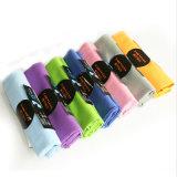De Polyester van 80% en Handdoek van de Reis van Microfiber van de Verkoop van het Polyamide van 20% de Hete