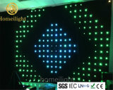 3 * 4 Video-Tuch des m-. P. 18cm RGB Vison Vorhang-LED