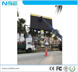 Venda por grosso de publicidade comercial gigante eletrônico impermeável P10 Display LED de exterior