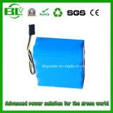 Capaciteit 18650 van Customzied Pak van de Batterij van Li het Ionen Navulbare voor Verlichting, de Lichten van de Visserij, de Staand lamp van Flos Arco
