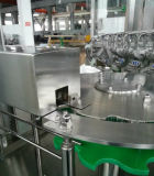 自動回転式熱い満ちるペットびんジュース機械