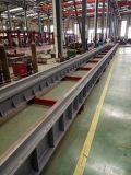 Hochwertige deutsche der Technologie-AAC Pflanze Aufbau-der Maschinen-AAC für Verkauf