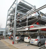 Sistema astuto multilivelli di parcheggio dell'automobile di puzzle di Psh