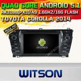 Android Witson 5.1 DVD carro GPS para Mercedes Benz e Classe
