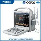 FDAの携帯用診断システム4Dカラードップラー超音波のスキャンナー