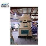 На заводе продажи древесины Гранулятор для принятия решений окатышей из биомассы