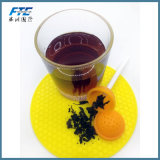 Tamis doux de tasse de feuilles mobiles de lucette de sucrerie d'Infuser de thé de silicium
