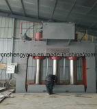 Panneau de bois de la machine pour prepress / froid en bois de placage Appuyez sur la machine/ Pre-Press Machine