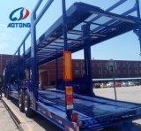중국 제조 6/8대의 수출용 자동차 운반선 또는 반 운송업자 트레일러