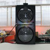 Indicatore luminoso verde rosso del segnale stradale del PC del fornitore 200mm del LED