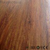 Plancher desserré en bois de cliquetis de vinyle de PVC de Sereis de configuration