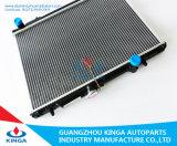 Rendimento elevato di alluminio di raffreddamento auto che corre radiatore Miitsubishi Freeca'97