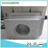 Künstliche zusammengesetzte Glasquarz-Granitvorfabriziertcountertops