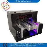 Stampante UV a base piatta mobile della stampatrice della cassa del telefono delle cellule di Cj-R2000UV A3 LED con la testa Dx7