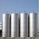 Installation de réservoir mobile sanitaire de mémoire de l'eau