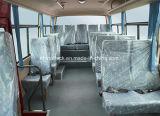 عمليّة بيع حارّ من [دونغفنغ] [6م] 19-22 مقادات [115هب] سائح مصغّرة مدينة عربة/مسافر حافلة