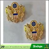 Divisa militar del Pin del águila americana caliente de la venta