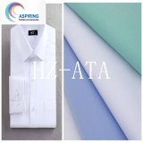 Tessuto della maglietta degli uomini pettinati di 65%Polyester 35%Cotton