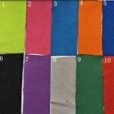Stock Toalla de secado rápido de tela de gamuza de microfibra (QH100030)