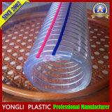 De Slang van de Draad van het Staal van pvc Hose/PVC