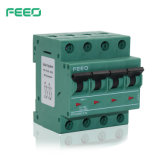 日曜日の太陽電池パネルのセリウムPV 500V DCの回路ブレーカ(FPV-63)