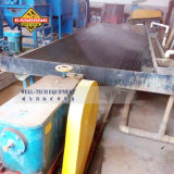 Het Schudden van de Concentrator van het Zand de Gouden 6s Lijst van uitstekende kwaliteit voor Verkoop