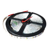 Luz do diodo emissor de luz 12VDC da luz de tira 60LEDs/M do diodo emissor de luz do brilho SMD3528 de Hight
