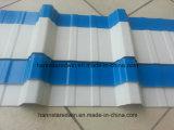 Un perfecto aislamiento térmico en Sudamérica PVC 3-capa de forma trapezoidal acanalada Material para techos de teja Hoja de techo