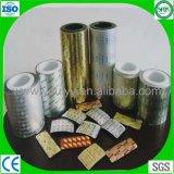 Folha de alumínio medicamentos utilizados para a medicina