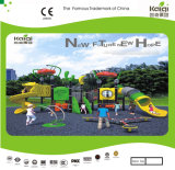 Среднего размера Kaiqi высокого качества для использования вне помещений детская игровая площадка (KQ35017A)