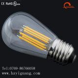 Bulbo decorado energy-saving popular do filamento do diodo emissor de luz