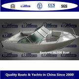 Alumínio Bestyear 500 boat para a Pesca