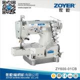 Zoyer Pegasus Cilindro Bed piatto di interblocco macchina da cucire (ZY600-01 CB)
