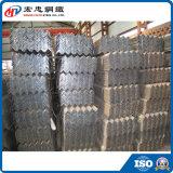 Ss400かQ235角度の鋼鉄熱間圧延の等しく等しくない角度棒
