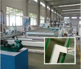 Belüftung-Plastikfenster-Tür horizontale Eckschweißgerät CNC-4