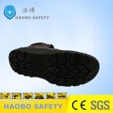 De midden Schoenen van de Veiligheid van het Leer van de Buffels van de Enkel voor Industrieel Gebruik