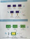 LCD de Module van het Radertje van de Vertoning met Grafische Backlight 128X64