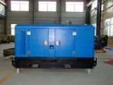 125kVA insonorizado de Cummins Power Station Genset con certificaciones ISO CE