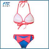 Banheira 2018 Biquínis Mulheres Swimsuit Sexy e calções de moda praia sólido