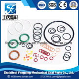 Bom anel-O de borracha da cor NBR/Viton/Sil/EPDM da qualidade para a máquina