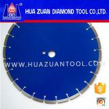Lâmina de diamante para pedra de corte, concreto e asfalto e azulejos