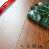 Brilho super alto custo de cristal de pisos de madeira laminada