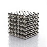 Магнитный творческий магнит шарика кубика магнита неодимия мычки в 216 упаковал