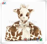 """Baby-Änderungen am Objektprogramm streicheln mich Lagerschwelle-Giraffe-Spaziergänger u. Sicherheits-Zudecke 28.5 """" X 28.5 """""""