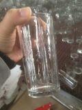 명확한 유리제 공이치기용수철 물 컵 유리 그릇 Sdy-H0188