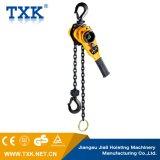 Bloque de la palanca del equipo de elevación de la mano del fabricante de la fábrica de Txk