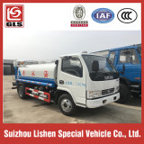 Малое высокое качество 5 Ton Watering Cart Water Sprinkler Vehicle Water Truck 5000L Export