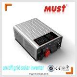 6kw純粋な正弦波の格子タイへのそして格子太陽インバーターを離れた熱い販売2kw